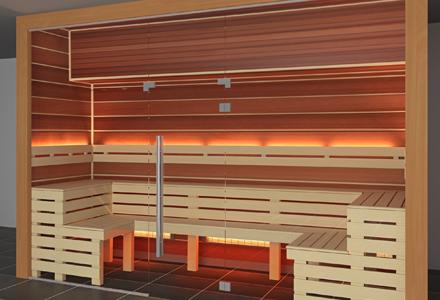 Строительство инфракрасных саун